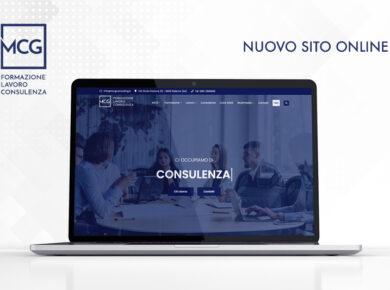 Online il nuovo sito web di MCG